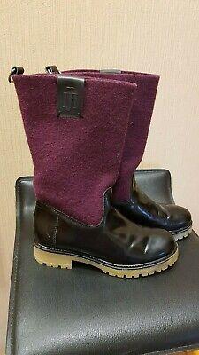 Ilse Jacobsen Damen Ruby 461 Leder Woole Felt  Gr.37 Damen Madchen  comprar usado  Enviando para Brazil