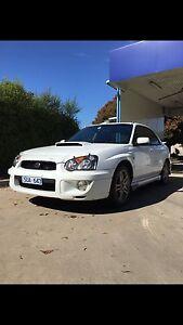 Subaru Impreza wrx  turbo 2004 Elwood Port Phillip Preview