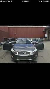 Honda Accord excellent  condition with super charge intake