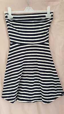 Superdry 90'S Summer Dress UK XS LN004 AA 08