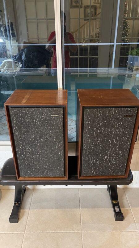 Goodmans Magnum-K Speakers