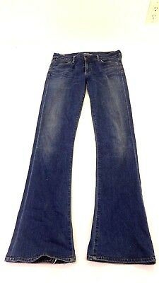 CITIZENS OF HUMANITY WOMENS EMANUELLE SLIM BOOTCUT JEANS SIZE 28