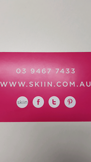 Skiin Clinic Gift Voucher $1000