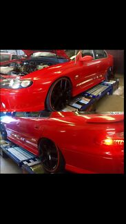 Holden Commodore ss low kms