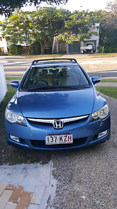 2008 Honda civic hybrid Greenslopes Brisbane South West Preview