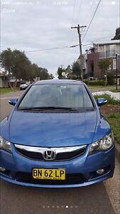 Honda Civic Hybrid Blacktown Blacktown Area Preview