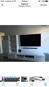 Entertainment unit Lugarno Hurstville Area Preview
