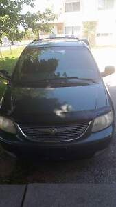 2002 Chrysler Town & Country Minivan, Van