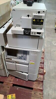 Alliance Waters 2695 Hplc Separations Module Heater 2996 Pda Array Detector