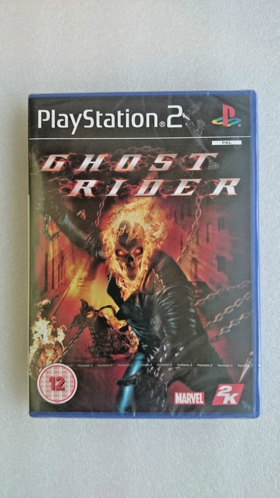 Ghost Rider (Sony PlayStation 2, 2007) - European Version - NEW and SEALED