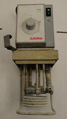 Julabo E-basis Water Bath Circulator Head 115 Volt 60 Hz 1e5.71.jk