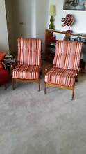Retro TV / Arm chairs. Still available Campsie Canterbury Area Preview
