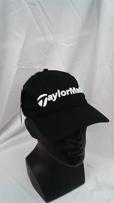 932a402bd35 New Taylormade Golf 2014 Core Relaxed Adjustable Hat Black
