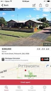 Family home with massive work shed Pittsworth Toowoomba Surrounds Preview