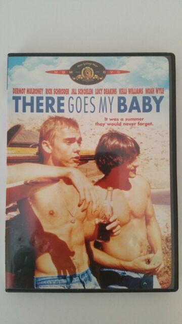 There Goes My Baby (DVD, 2003) Rick Schroder, Dermot Mulroney RARE OOP