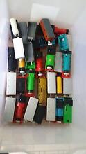 Thomas the Tank Engine Plastic Blue track collection Buderim Maroochydore Area Preview