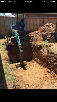 Mini Excavations