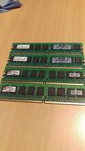 DDR2 512MB RAM Memory PC-4300 (Samsung/Kingston) Bulleen Manningham Area Preview