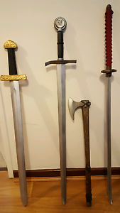 LARP foam weapons - FOR HIRE $15 PER each per day Tuart Hill Stirling Area Preview