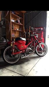 Modified Honda ct110 postie Currambine Joondalup Area Preview