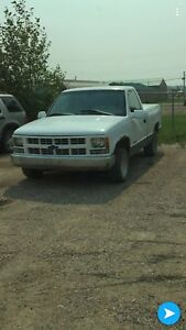 1996 Chevy C1500 regular cab shorty