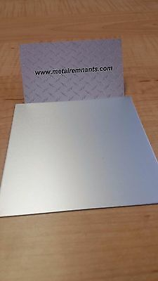 .040 Clear Anodized Aluminum Plate Sheet Plate 12 X 24