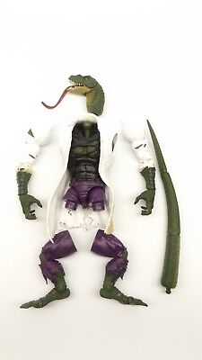 """Marvel Legends 6"""" inch Build a Figure Lizard Parts Heads Arms Leg Torso Tail"""