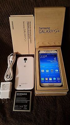 Samsung Galaxy S4 SGH-I337 - 16GB - White Frost - Factory Unlock (AT&T) for sale  Shipping to India