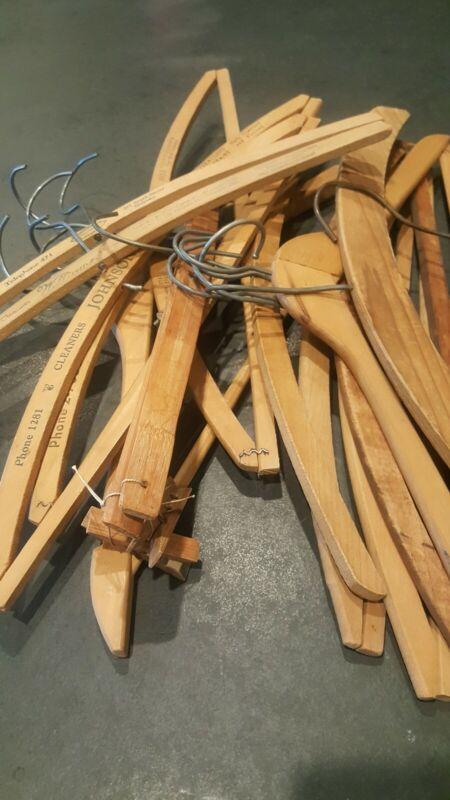 Wood Advertising Hangers