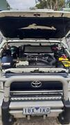 2010 toyota landcruiser 79 series Tooradin Casey Area Preview