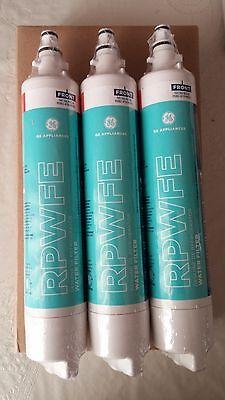 Ge Rpwfe Refrigerator Filters  3 Pack