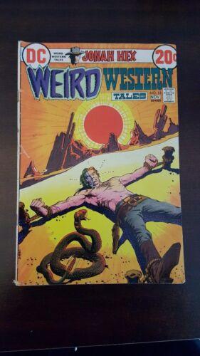 1972 Weird Western Tales #14