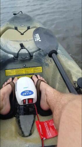 Watersnake T24-SW Trolling Motor with Hobie Universal Casset