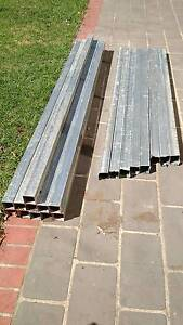 Square Hallow Section Tubes 65x65x1.5 clearcote-assorted lenghts Ingleburn Campbelltown Area Preview