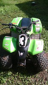Kawasaki Quad 50cc ATV Cooktown Cook Area Preview