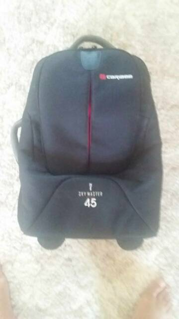 Caribee Skymaster 45 Carry-On Wheeled Backpack 4a01741addb34