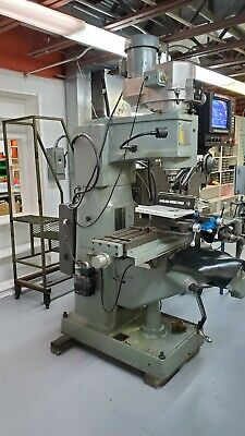 Tree Millennium 3100 3-axis Cnc Vertical Milling Machine