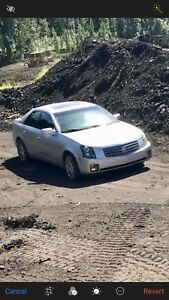 2005 Cadillac CTS for parts