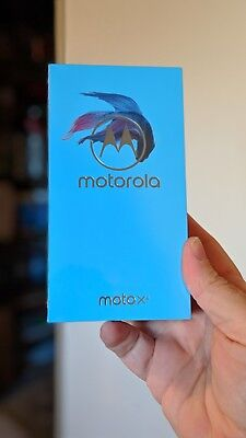 "New! Motorola Moto X4 Factory UNLOCKED 64GB 5.2"" 4GB RAM Fast Shipping *SEALED*"