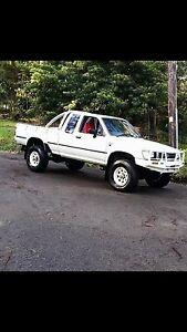 1994 hilux extra cab no reg no rwc Belgrave Yarra Ranges Preview