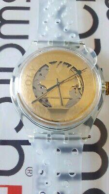 Swatch Pyrsos SAZ104 1996 Automatic 36mm #Frankenswatch