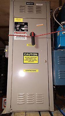 Lochinvar 90 Kw 2004 480 Volt Hot Water Heating Boiler