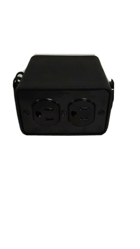 Powercon Rubber Quad Box