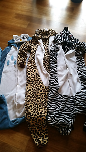 Animal onesies adult size. 2xSOLD, OWL still available  $10ea Carramar Wanneroo Area Preview