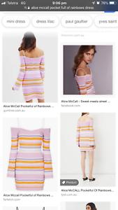 Alice McCall - Pocketful of Rainbows Dress