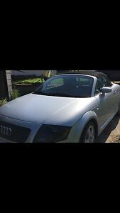 Looking to swap/trade 2002 Audi Quattro for a hot tub