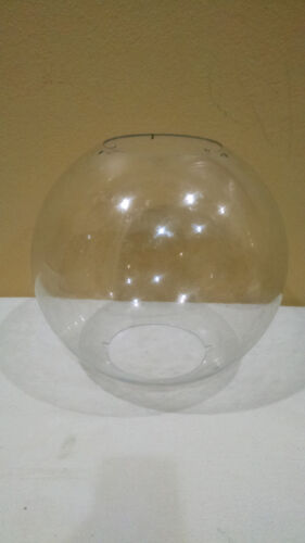 "VENDING GUMBALL GUM BALL ACRYLIC GLOBE SPHERE ABOUT 38"" CIRCUMFERENCE"