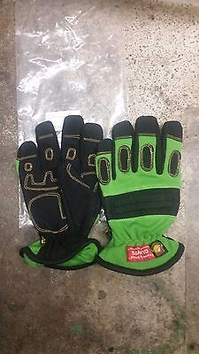 Dragon Fire 1st Due Rescue Gloves Small