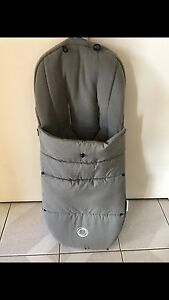 Bugaboo khaki footmuff Georges Hall Bankstown Area Preview