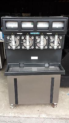 2004-2005 Taylor 349 Carbonated Slushie Frozen Drink Machine 1ph Air